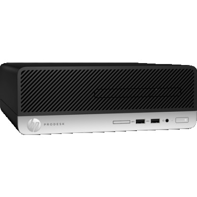 Компютър HP ProDesk 400G5 SFF Intel Core i78700 with Intel UHD Graphics 630 (3.2 GHz base frequency, up to 4.6 GHz with Intel Turbo Boost Technology, 12 MB cache, 6 cores) 8 GB DDR42666 SDRAM (1 X 8 GB) 256 GB PCIe NVMe SSD DVD/RW Windows 10 Pro 64,1 Year