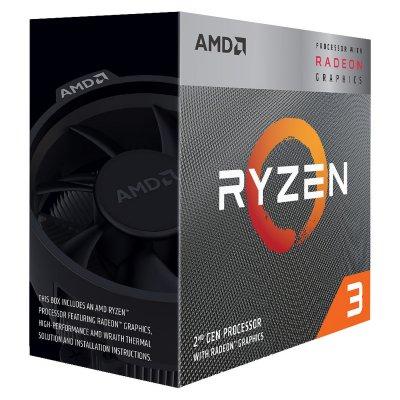 Процесор AMD RYZEN 3 3200G 3.6G /BOX