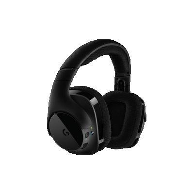 Слушалки за компютър LOGITECH WL HEADSET G533