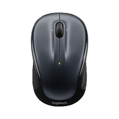 Мишка LOGITECH M325 WL OPT GRAY