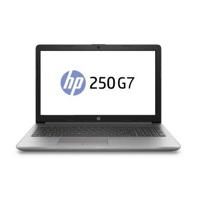 HP Лаптоп 255 G7, 15.6'', Intel Core i3, 1000 GB HDD, 8 GB RAM, сив