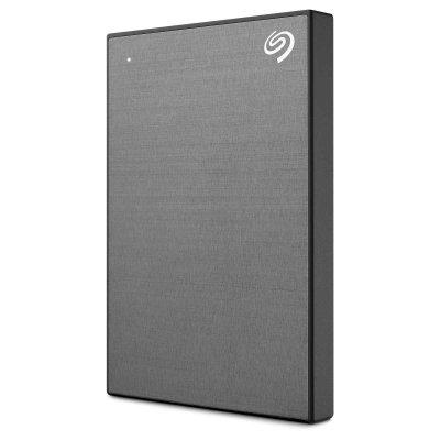 Външен хард диск EXT 1TB SG BACKUP+SLIM GRAY