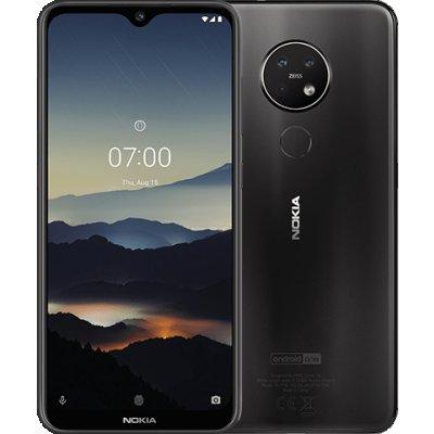 Смартфон NOKIA 7.2 DS CHARCOAL