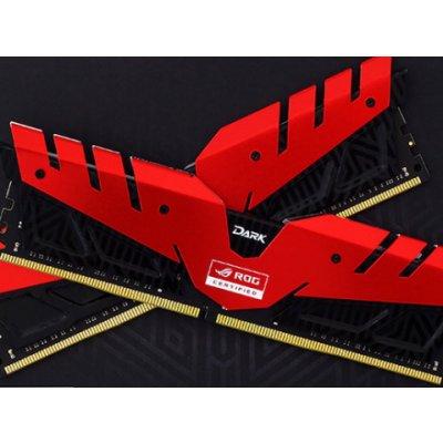 Памет 2X8G DDR4 3000 TEAM DARK Z RED