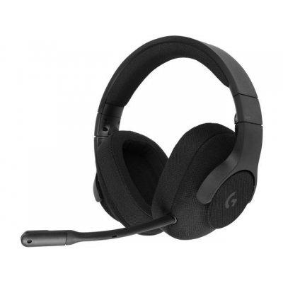 Слушалки за компютър LOGITECH GAMMING HEADSET G433