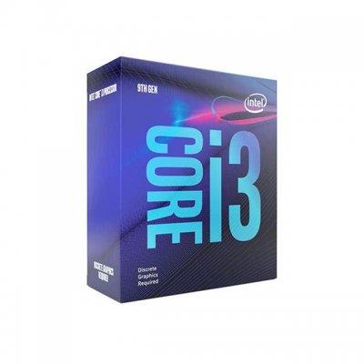 Процесор I3-9100 /3.6GHZ/6MB/BOX/1151