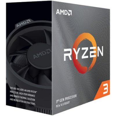Процесор AMD RYZEN 3 3100 3.9GHZ AM4