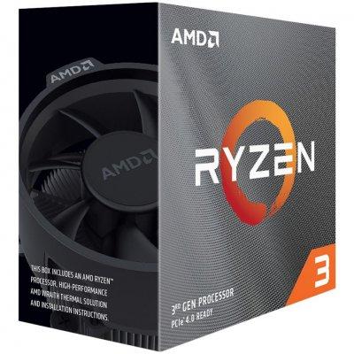 Процесор AMD RYZEN 3 3300X 4.3GHZ AM4