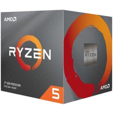 Процесор AMD RYZEN 5 3600X 4.4G BOX