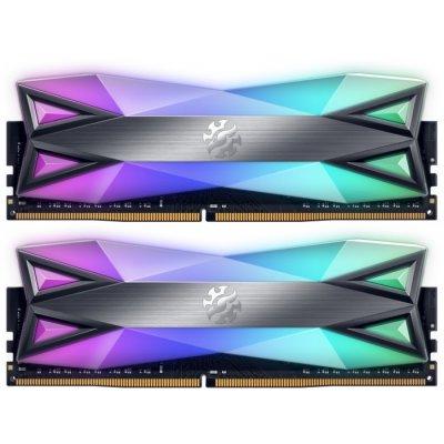 Памет 2X8G DDR4 3600 ADATA SPEC D60G