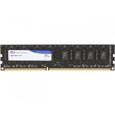 Памет 4GB DDR3 1600 TEAM