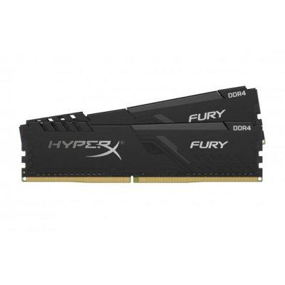 Памет 2X16G DDR4 2400 KINGST FURY