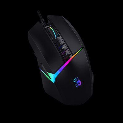 Мишка A4 W60 MAX BLOODY GAMING RGB