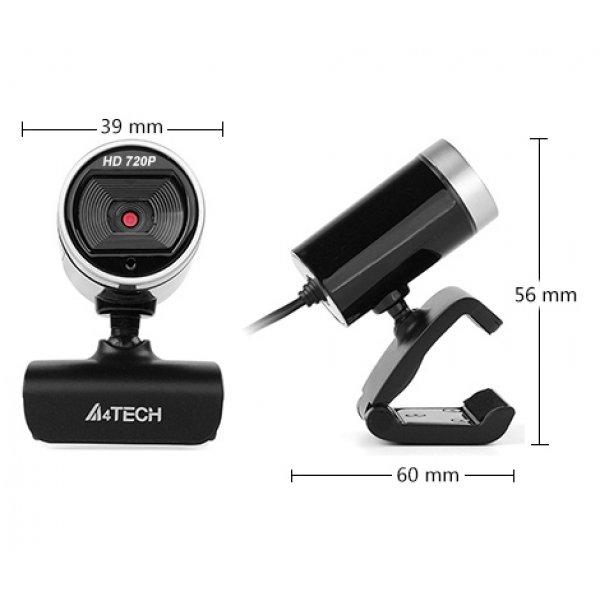 Уеб камера A4 PK-910P 720P BLACK