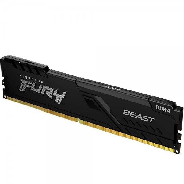 Памет 4G DDR4 3200 KINGST FURY BEAST