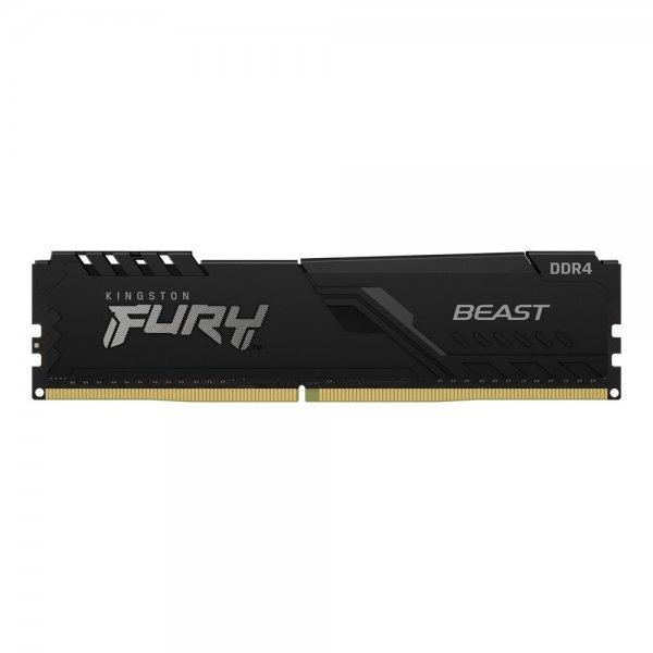 Памет 8G DDR4 2666 KINGST FURY BEAST