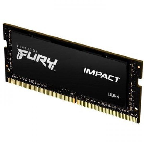 Памет 16G DDR4 3200 KING FURY IMPACT