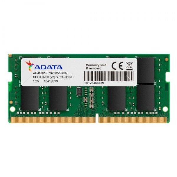 Памет 32GB DDR4 3200 ADATA SODIMM
