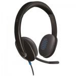 Слушалки за компютър LOGITECH H540 USB HEADSET