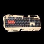 Клавиатура A4 B418 BLOODY LIGHTSTRIKE GLD