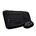 Клавиатура LOGITECH MK120 DESKTOP