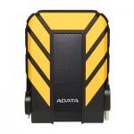 Външен хард диск EXT 1T ADATA HD710P USB3.1 YEL