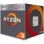 Процесор AMD RYZEN 3 2200G 3.5G W/VEGA 8