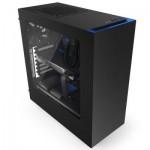 Компютърна кутия NZXT SOURCE 340MB-GB MID BK/BL