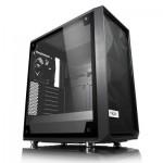 Компютърна кутия FD MESHIFY C BLACKOUT TGL