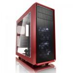 Компютърна кутия FD FOCUS G RED WINDOW