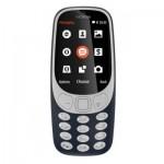 Смартфон NOKIA 3310 DS DARK BLUE