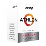 Процесор AMD ATHLON 200GE/3.2/VEGA3/AM4