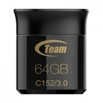 USB памет 64GB USB3 C152 BLACK TEAM