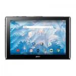 Таблет Tablet Acer Iconia B3A40K5KE WiFi/10.1 IPS (HD 1280 x 800) MTK MT8167 QuadCore Cortex A35 1.3 GHz/1x2GB/16GB eMMC, Cam (2MP front, rear 5 MP 1080p FHD)/Gsensor, Micro USB, microSD, Android 7.0 (Nougat), Black (rear cover)/Black (front)