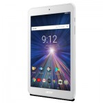 Таблет Tablet Acer Iconia B1870K3F9 (White) WiFi/8.0 WXGA IPS HD (1280x800) 16:10/MTK MT8167 quadcore Cortex A35 1.3 GHz/1GB/16GB eMMC/Cam 2.0 MP front, 5.0 MP rear/BT 4.0/GPS/Gsensor, Micro USB, microSD/1cell battery/Android 7.0 (Nougat)/White (rear cove