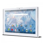 Таблет Tablet Acer Iconia B3A42K8B6 (White) 4G LTE/10.1 WXGA IPS HD (1280x800)/MTK MT8735 quadcore Cortex A53 1.3 GHz/1x2GB LPDDR3, 16GB eMMC/Cam (2MP front), rear 5 MP (2560 x 1920) 1080p FHD/Gsensor, Micro USB, microSD/2cell battery/Android 7.0 (Nougat)
