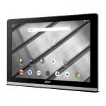 Таблет Tablet Acer Iconia B3A50FHDK5XK (Silver) WiFi/10.1 WUXGA IPS FHD (1920x1200)/MTK MT8167A quadcore Cortex A35 1.5 GHz/1x2GB LPDDR3, 32GB eMMC/Cam (2MP front), rear 5 MP (2560 x 1920) 1080p FHD/2cell battery/802.11AC/BT 4.1/Android 8.1 Oreo/Silver (r
