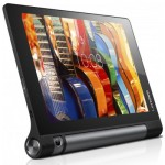 Таблет Lenovo Yoga Tablet 3 8 Voice 4G/3G WiFi GPS BT4.0, Qualcomm 1.3GHz QuadCore, 8 IPS 1280x800, 2GB DDR3, 16GB flash, 8MP rotatable cam, MicroSIM, MicroSD up to 128GB, MicroUSB, Stereo speakers, 20 hours battery life, Android 5.1 Lolipop, Black