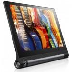 Таблет Lenovo Yoga Tablet 3 10 WiFi GPS BT4.0, Qualcomm 1.3GHz QuadCore, 10 IPS 1280x800, 2GB DDR3, 16GB flash, 8MP rotatable cam, MicroSD up to 128GB, MicroUSB, Stereo speakers, 18 hours battery life, Android 5.1 Lolipop, Black