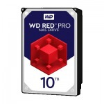 Хард диск HDD 10TB SATAIII WD Red PRO 7200rpm 256MB for NAS and Servers (5 years warranty)