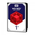 Хард диск HDD 1TB SATAIII WD Red 64MB for NAS (3 years warranty)
