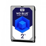 Хард диск HDD 2TB WD Blue 2.5 SATAIII 128MB 7mm (2 years warranty)