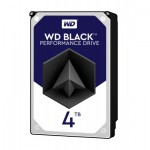 Хард диск HDD 4TB WD Black 3.5 SATAIII 256MB 7200rpm (5 years warranty