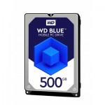 Хард диск HDD 500GB WD Blue 2.5 SATAIII 8MB 7mm slim (2 years warranty)