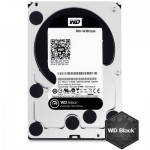 Хард диск HDD 500GB WD Black 3.5 SATAIII 64MB 7200rpm (5 years warranty)