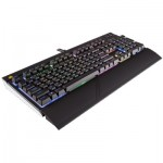 Клавиатура Клавиатура Corsair Gaming STRAFE RGB Mechanical Gaming Keyboard, Backlit Multicolor LED, Cherry MX Red (US)