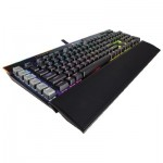 Клавиатура Клавиатура Corsair Gaming K95 RGB PLATINUM Mechanical Keyboard, Backlit RGB LED, Cherry MX Speed, Black (US)