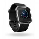 Fitbit Blaze, Black, Silver, XLarge, EMEA