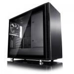 Компютърна кутия FD DEFINE R6 USB-C BOUT TGLASS