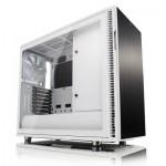 Компютърна кутия FD DEFINE R6 USB-C WHIT TGLASS